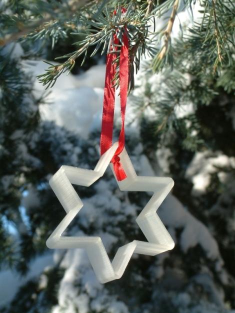 Zvijezda na drvcu