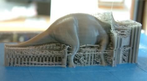 triceratops sa supportom